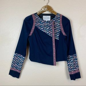 RACHEL Rachel Roy • Asymmetrical Drape Jacket
